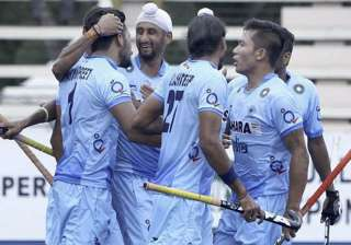 India beat New Zealand 4-0 to settle for bronze...