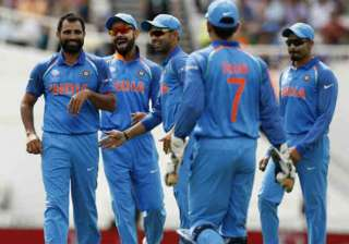 Champions Trophy: Assertive India subdue...