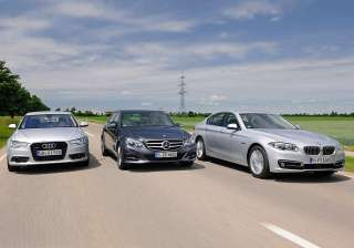 Mercedes is the first luxury brand to pass on the...