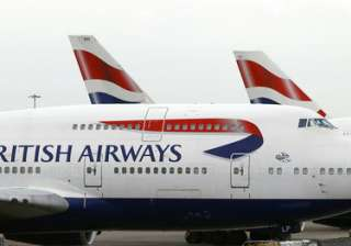 British Airways plane - India TV