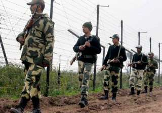 Firing by BSF on cattle smugglers was a fake...