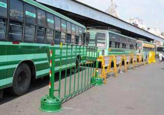 Buses strike cripples Tamil Nadu - India TV