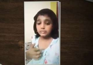 cancer patient begs for life on video - India TV