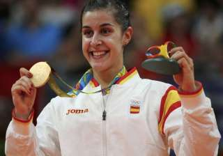File pic of Carolina Marin - India TV