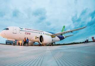 China's first passenger Jetliner C919 - India TV