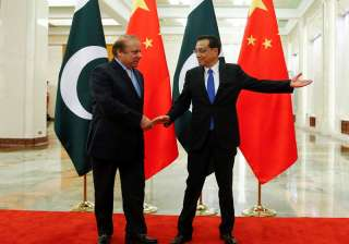 China, Pak ink pacts ahead of B&R summit; Xi says...