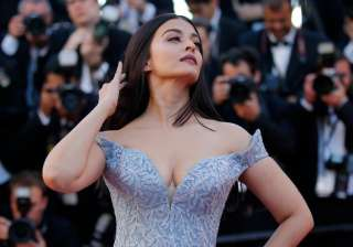 Aishwarya Rai Cannes - India TV