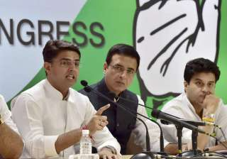 Leaders won't be cowed by BJP's politics of...