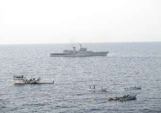 Indian Navy foils piracy attempt on Liberian...