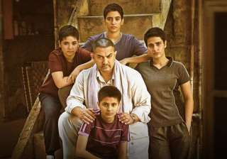 Aamir Khan's Dangal mints 15 crore on opening...