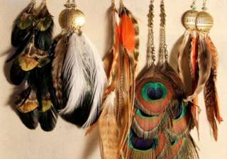 4 useful tips to maintain your feather jewellery