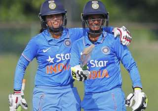 Women's cricket: Indian openers put on...