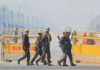 Delhi on high-alert after intel reports of over...