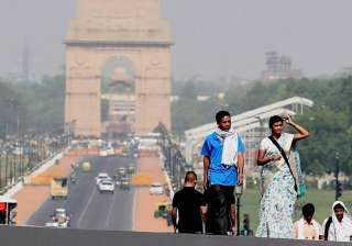 Delhi records hottest day of season at 44.1...