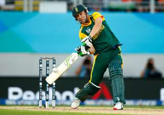 File pic of AB de Villiers - India TV