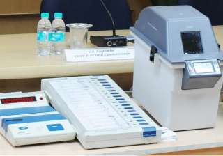 EVM with VVPAT - India TV