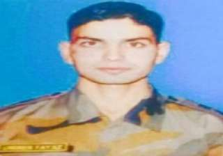 File Pic Lt. Ummer Fayaz - India TV