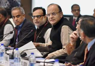 GST Council meet to fix rates on goods, services...