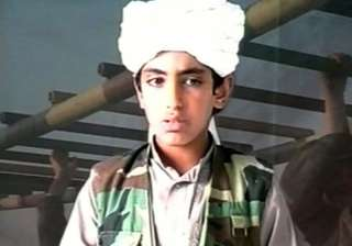 Osama's son Hamza 'bent on avenging his...