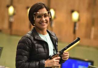 Heena Sidhu settles for bronze at Plzen shooting...