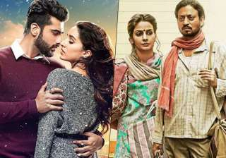 Half Girlfriend Vs Hindi Medium Day 1: Arjun,...