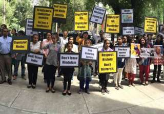 Indian-Americans unhappy with California school...