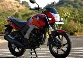 Honda unseats Bajaj as No-2 bikes-maker - India TV