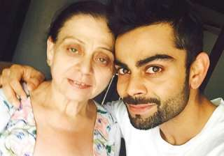 mothers day virat kohli - India TV