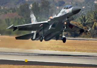 Crashed Sukhoi pilots dead, failed to eject...