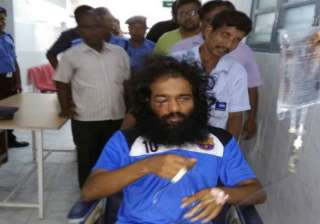 IIT-Madras PhD scholar beaten up for taking part...