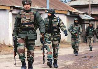 Indian Army in Jammu and Kashmir