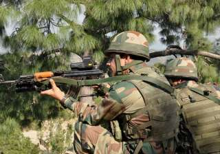 Army foils another infiltration bid along LoC -...