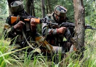 The Indian Army today foiled an attack on a...