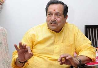 File pic of RSS pracharak Indresh Kumar - India TV