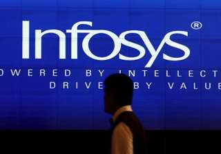 The founders started Infosys in 1981 and took it...