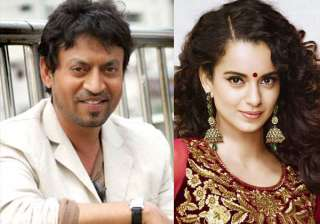 Hindi Medium, Irrfan Khan, Kangana Ranaut