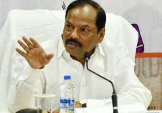 File pic of Jharkhand Chief Minister Raghubar Das...