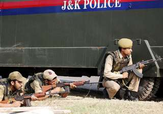 Representational pic - J&K Police busts LeT...