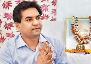 'Learn to fear God': Kapil Mishra's mother...