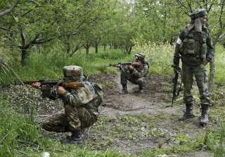 Terrorists attack Army patrol party in J&K's...