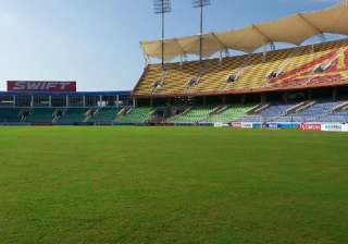 BCCI inspects Karayavattom Green Field stadium ...