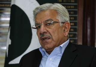 Khwaja Asif - India TV