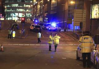 Bombing in Manchester left 22 people dead and...