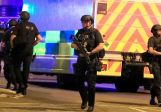 Large part of Manchester bombing network held, UK...