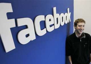 Facebook CEO Mark Zuckerberg is currently the...
