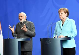 'We are made for each other', says PM Modi on...