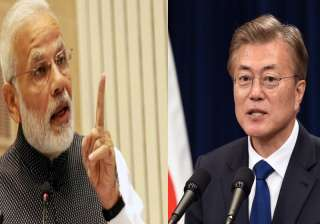 modi, korea, prime minister, indiatv, president - India TV