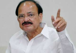 Venkaiah Naidu terms Digvijay's comment on...