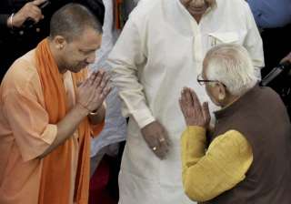 UP Governor Ram Naik writes to CM Adityanath,...