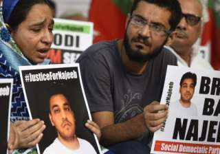 CBI to probe case of missing JNU student Najeeb...